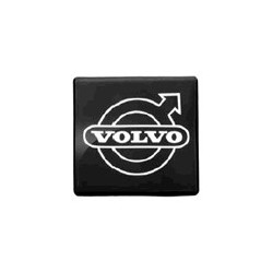 """Embleem """"Volvo"""" grill 80 mm tot '78"""