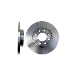 Brake disc Front axle non vented