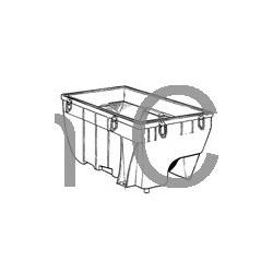 Airfilter housing