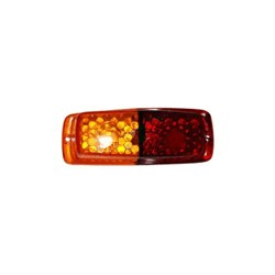 Lens, Combination taillight