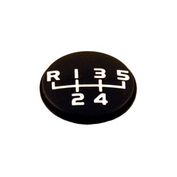 Symbol, Shift knob cap