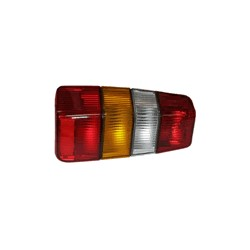 Combination taillight left