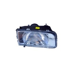 Headlight left H4