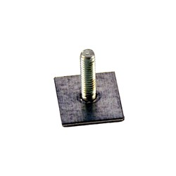 Clip, Trim moulding C-pillar