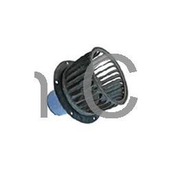 Elektrische motor ventilator van '57 tot '61