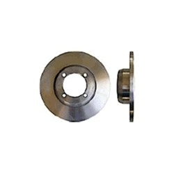 Brake disc Front axle