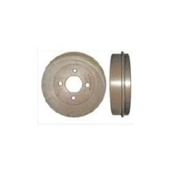 Brake drum 228,6 mm
