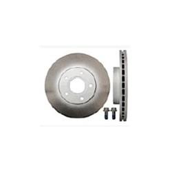 Brake disc Front axle