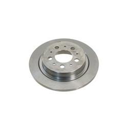 Brake disc Rear axle