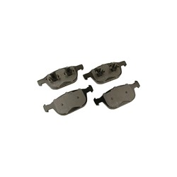 Brake pad set Front axle