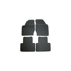 Floor accessory mats Rubber
