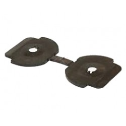 Buffer, Engine mounting rear from '01