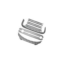 Bodykit Full kit silver to '13
