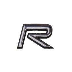 "Embleem achterklep ""R"""