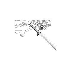 Control arm lever