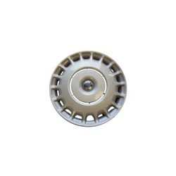 Wheel cover silver 15 Inch for Steel rims Piece