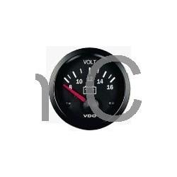 Voltmeter VDO systeem