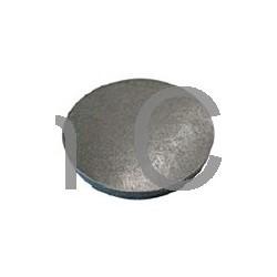 Adjusting disc, Valve clearance 3,10 mm