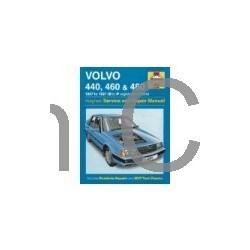 Reparatiehandboek VOLVO 400 serie