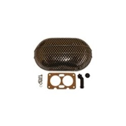 Air filter oval Multi-stage carburettor Weber 36/ 36 DCD