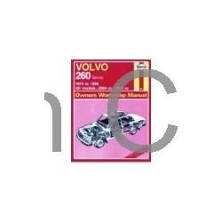 Reparatiehandboek VOLVO 260 serie