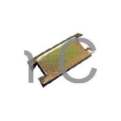 Clip achterklep afdichting P1800ES