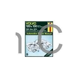 Reperatiehandboek VOLVO 120, 130, P1800