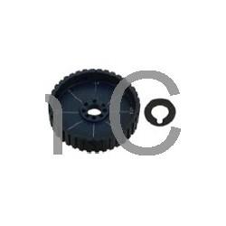 Belt gear, Timing belt for Camshaft adjustable